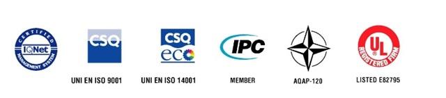 simboli certificazioni